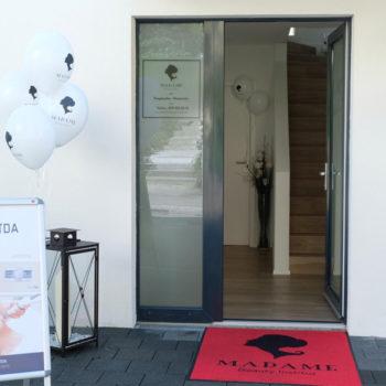 Über uns das Madame Beauty Institut freut sich auf Ihren Besuch.