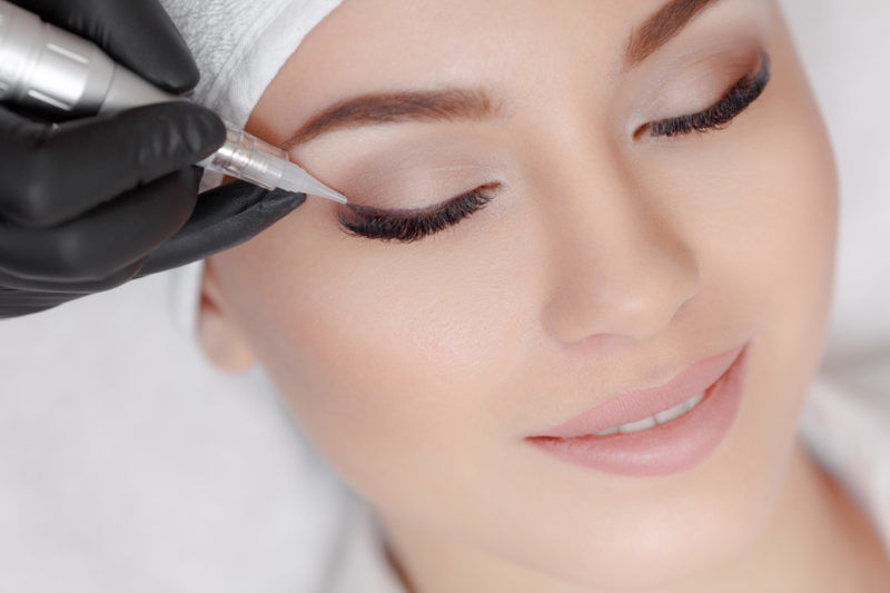 Permanent make up in Bern im Madame Beauty Institut. Top Permanent Make up für Lippen und Augen.