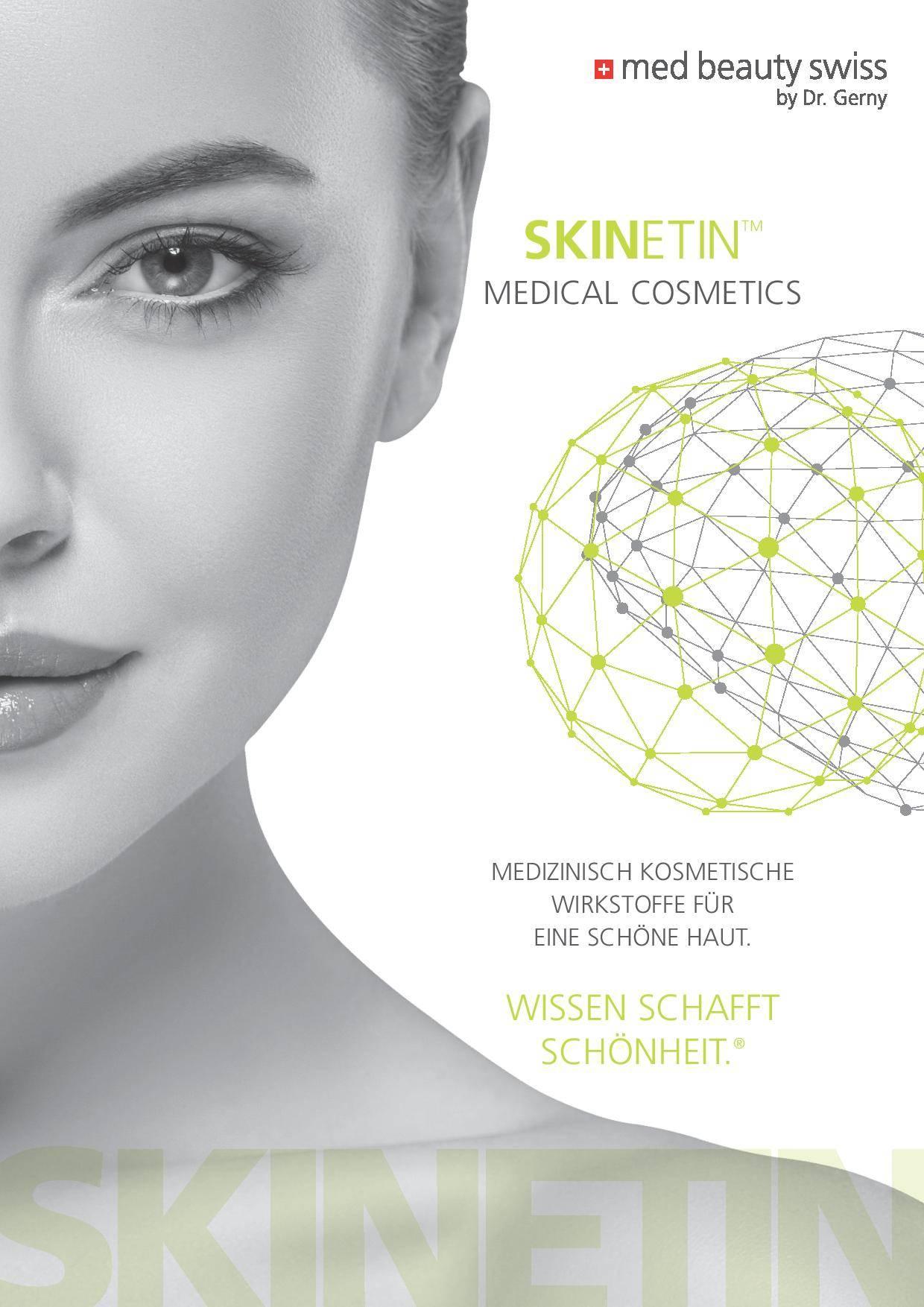 Skinetin - Spezialprogramm für Schutz und Regeneration