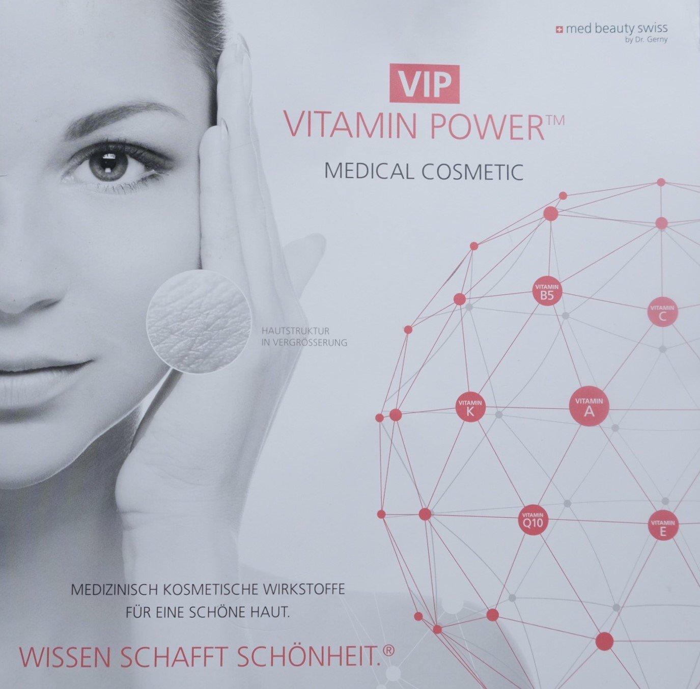 Zellneubildung VIP Vitamine