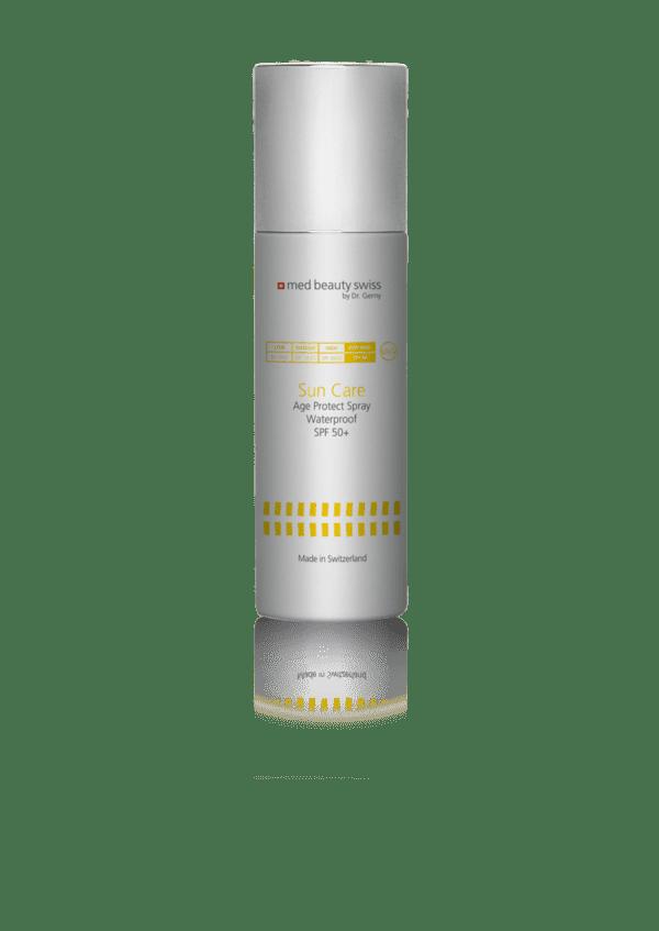 Med Beauty Swiss Age Protect Spray Waterproof SPF 50+ online bestellen