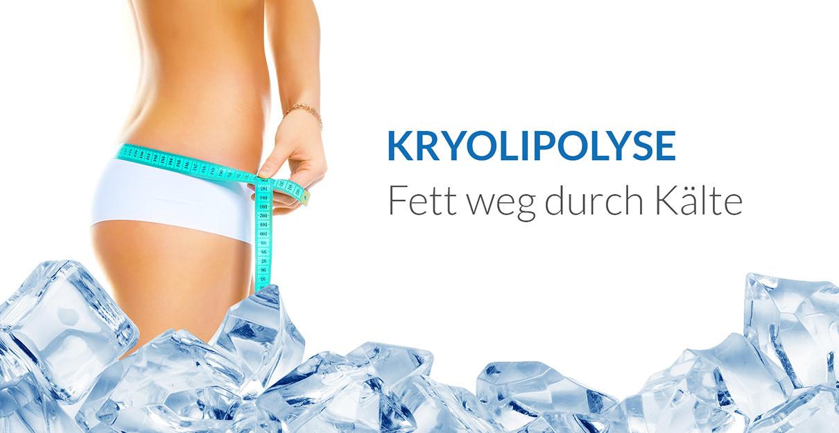 Kryolipolyse - Coolsculpting in Bern für eine Fettweg Behandlung.
