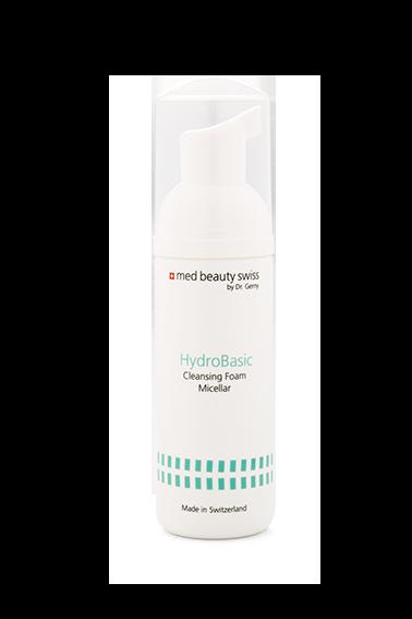 Med Beauty Swiss Hydro Basic Cleansing Foam 50 ml