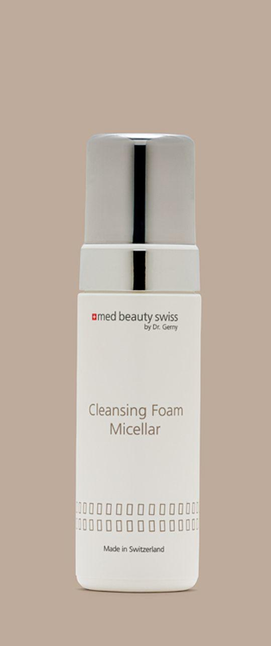 Med Beauty Swiss Elementals Cleansing Foam Micellar