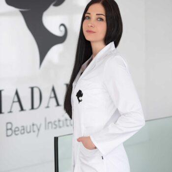 Corinne Balmer Kosmetikerin in Bern @ Madame Beauty Institut