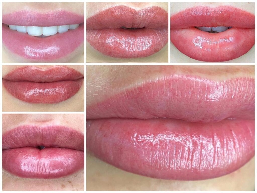 Permanent Make up Bern Lippen