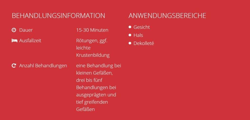 Bern Couperose & Altersflecken Behandlung in Bern. Jetzt Termin vereinbaren.