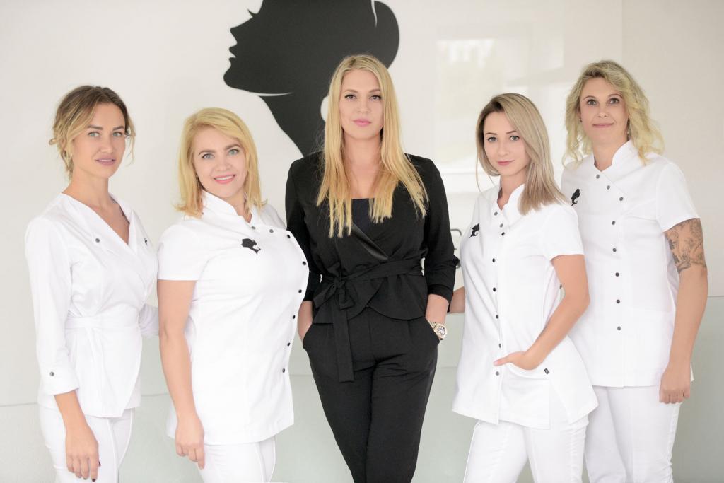 Madame Beauty Institut Team Kosmetik & Kosmetikstudio Beauty Bern